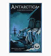 Antarctic Expedition Photographic Print