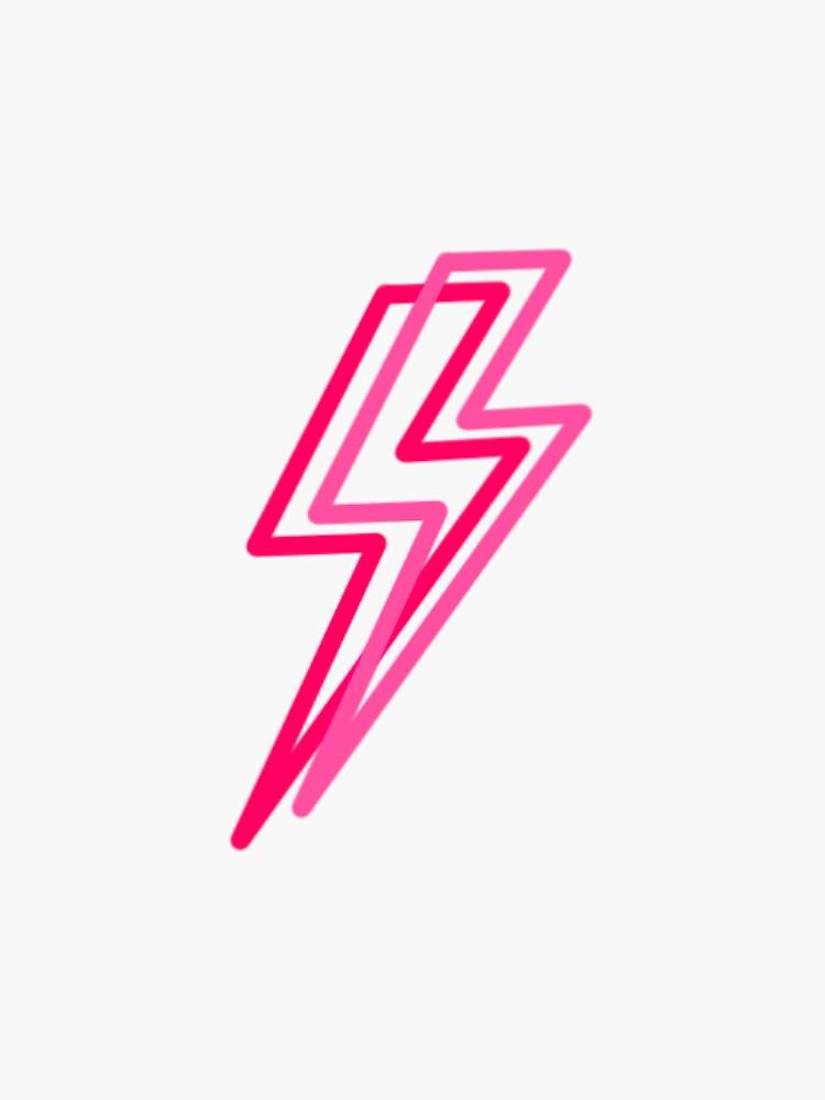 double lightning bolt by liibbysmith