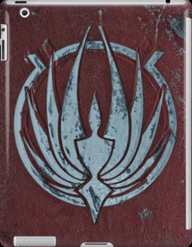 RED PHOENIX [Battlestar Galactica] for iPAD! by Filmart