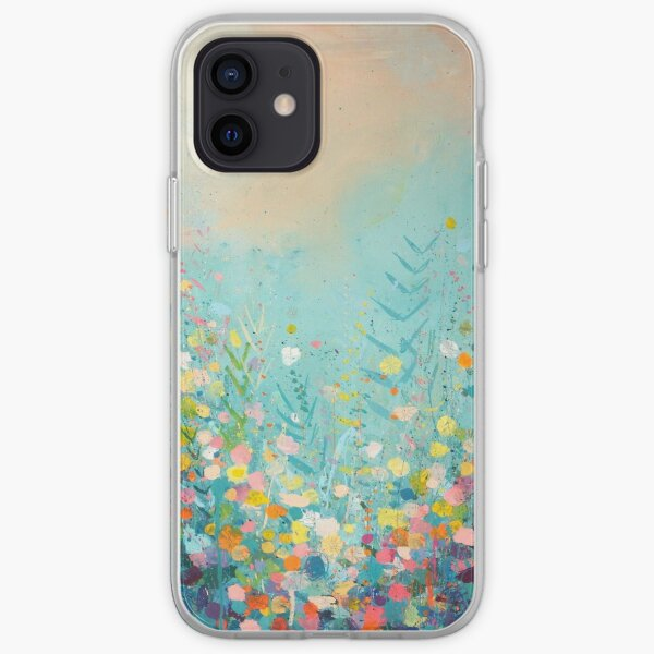 Blue Summer iPhone Soft Case