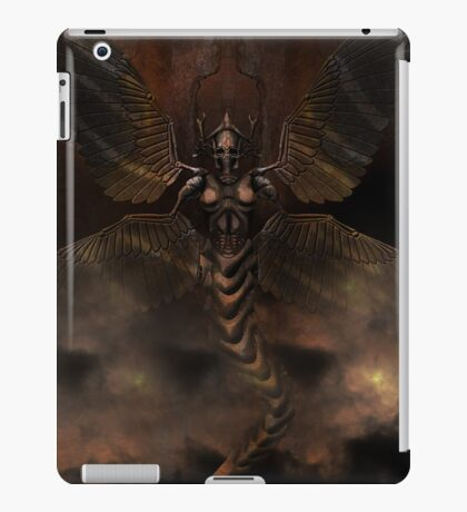 Angel of Death 001 iPad Case/Skin