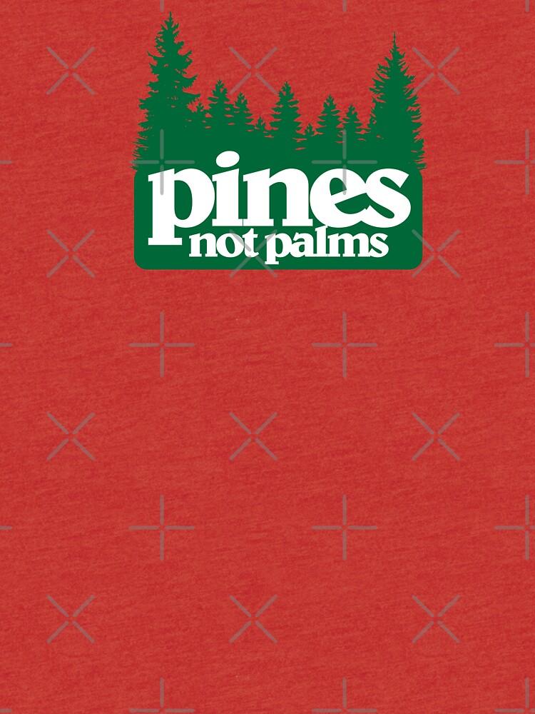 pines not palms by GrumpyDog