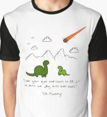 The Saddest Doodle 'Colour'  Graphic T-Shirt