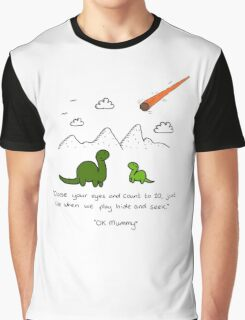 The Saddest Doodle 'Colour'  Graphic T-Shirt
