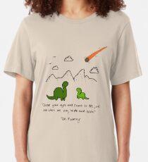 The Saddest Doodle 'Colour'  Slim Fit T-Shirt