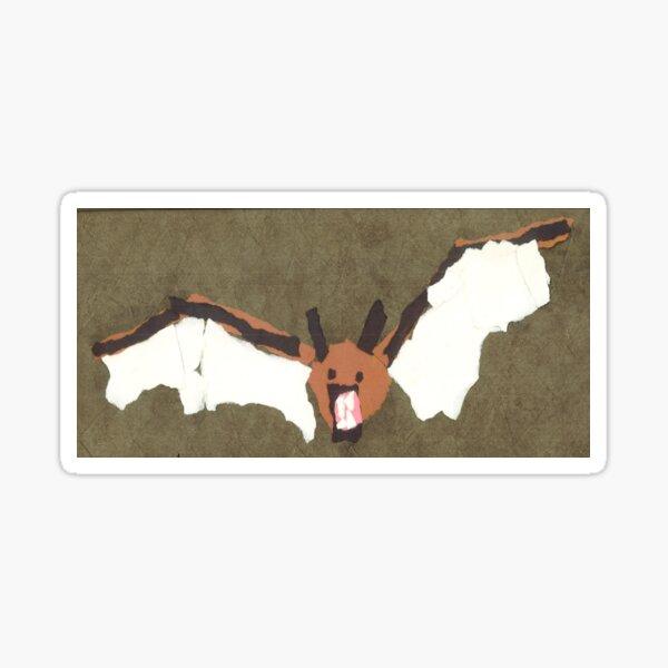 AEC Vampire Bat Sticker