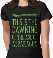 This Is The Dawning Of The Age Of Asparagus T-Shirt