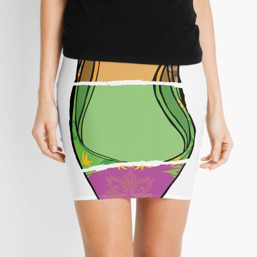 Shoe3 Mini Skirt