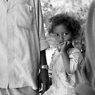 1999 - tribal child by Ursa Vogel