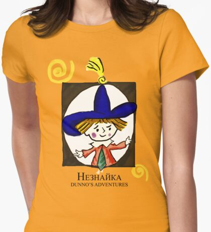 Dunno's Adventures (Незнайка) T-Shirt