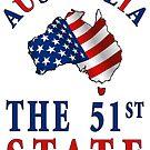 Australia:  The 51st State by Darren Stein