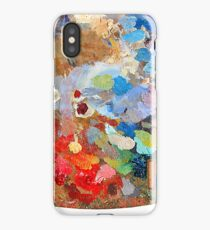 Artist's palette iPhone Case