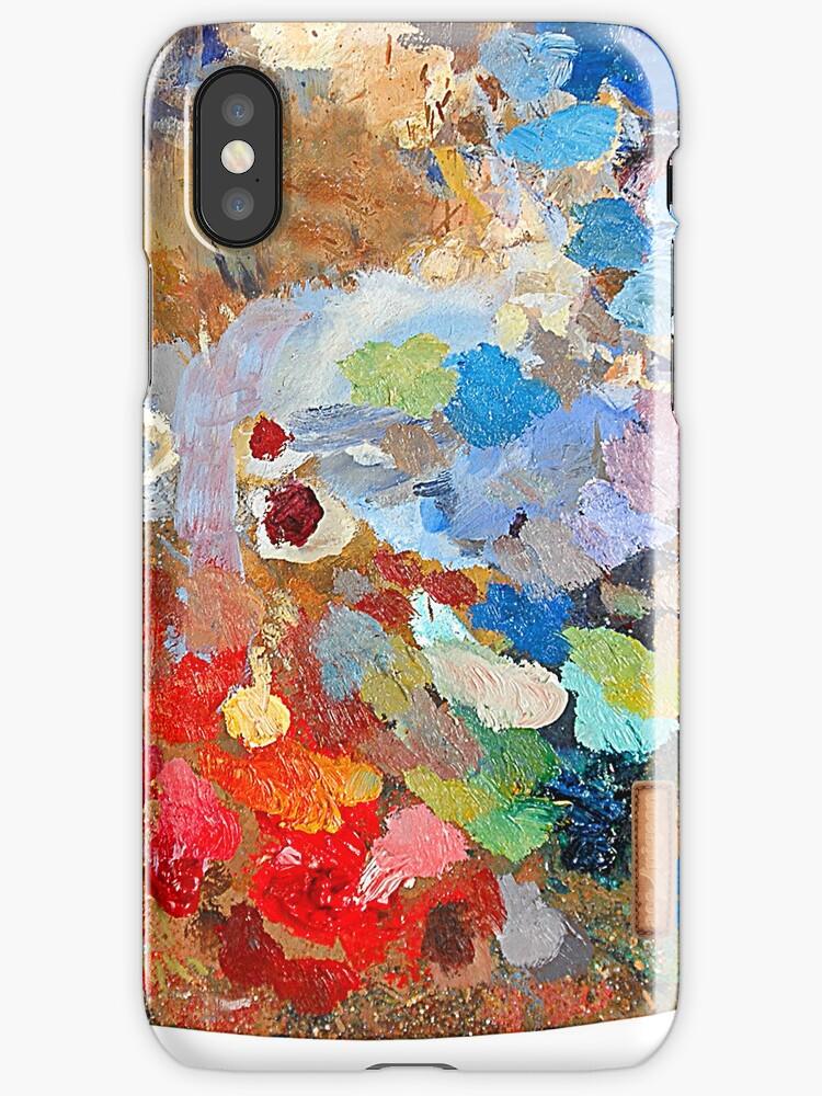 Artist's palette by acepigeon