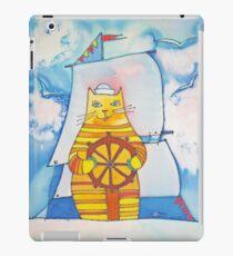 Mariner Cat iPad Case/Skin