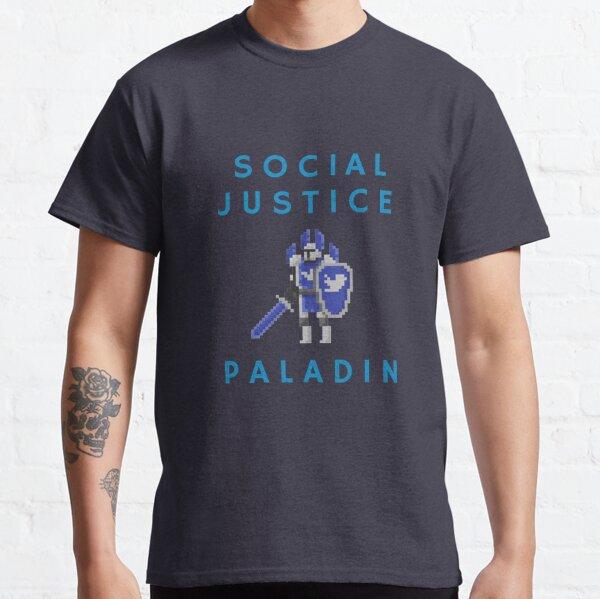 Social Justice Paladin Classic T-Shirt