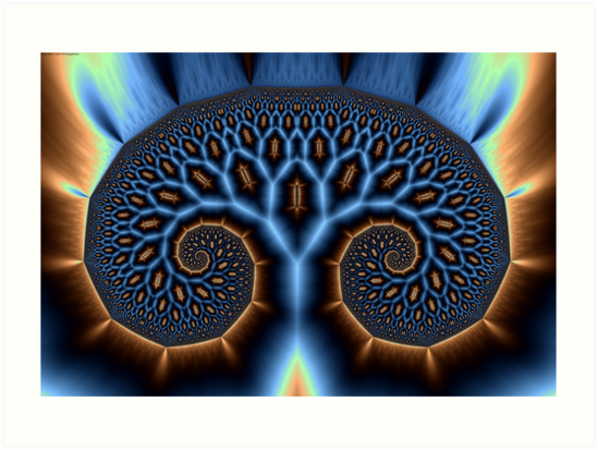 Electric Tree by Mark Eggleston