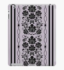 Retro damask, floral, patterns case iPad Case/Skin
