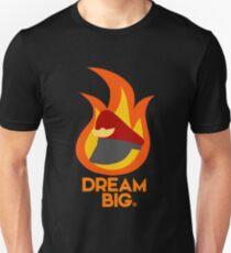 TF2 - Dream Big Slim Fit T-Shirt