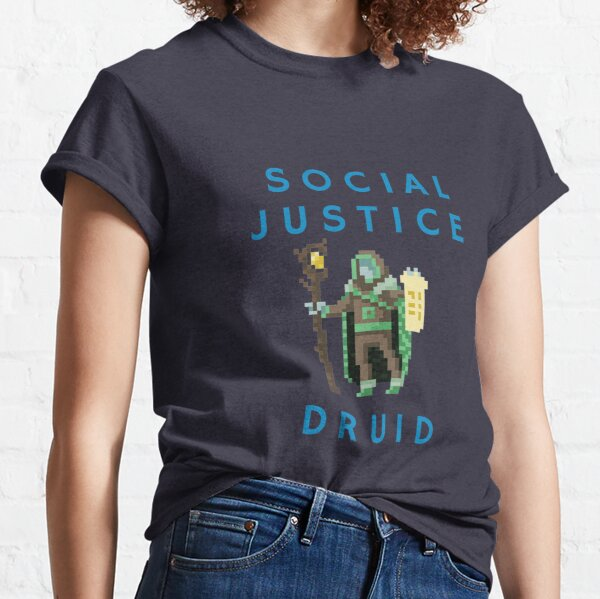 Social Justice Druid Classic T-Shirt