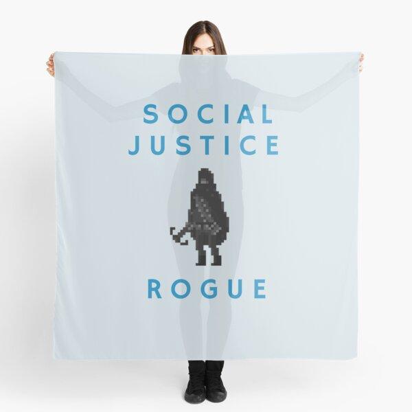 Social Justice Rogue Scarf