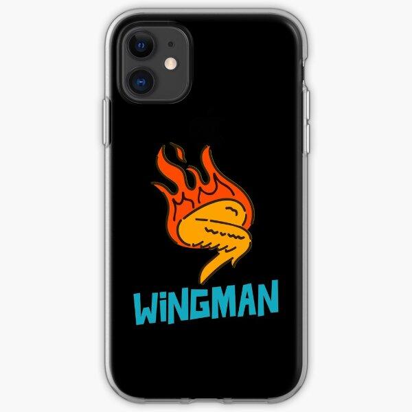 BBQ Chicken Wingman iPhone Soft Case
