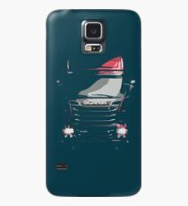 Scania Trucker Hülle & Skin für Samsung Galaxy