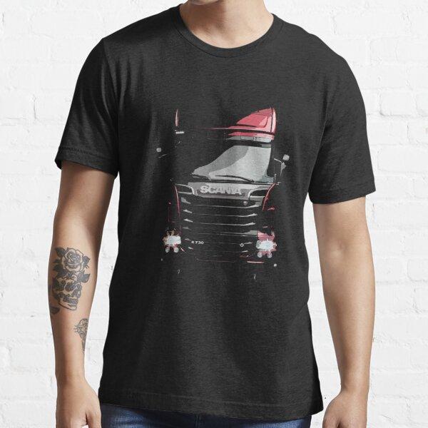 Scania Trucker T-shirt essentiel