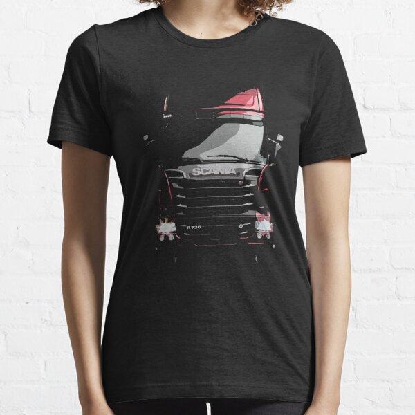 Scania Trucker Camiseta esencial