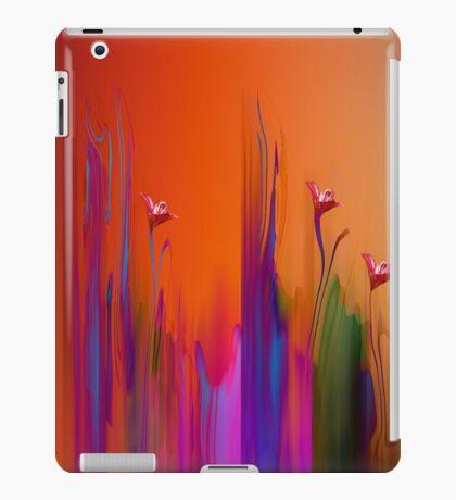 The three beauties iPad Case/Skin