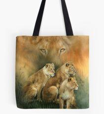 Sisterhood Of The Lions Tote Bag