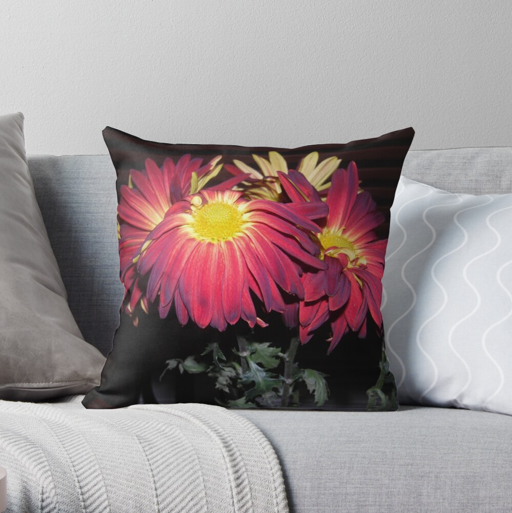 Florescent Anomaly  Throw Pillow