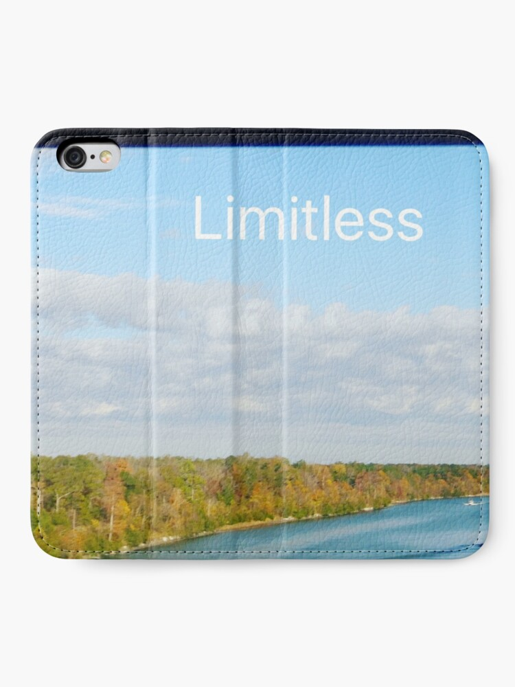 Alternate view of Limitless  iPhone Wallet