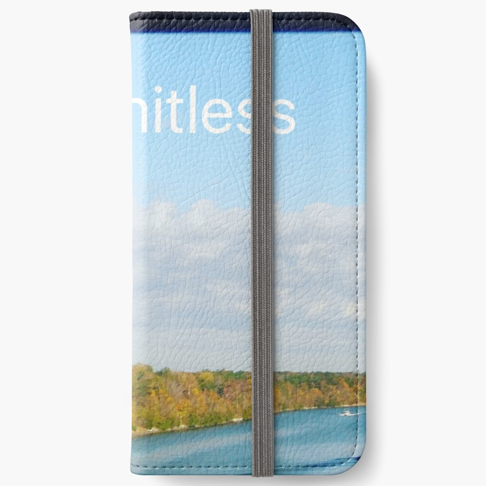Limitless  iPhone Wallet
