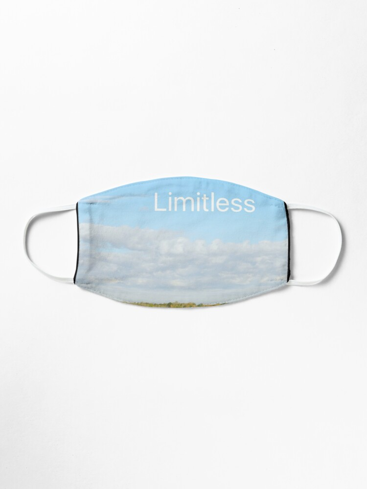 Alternate view of Limitless  Mask