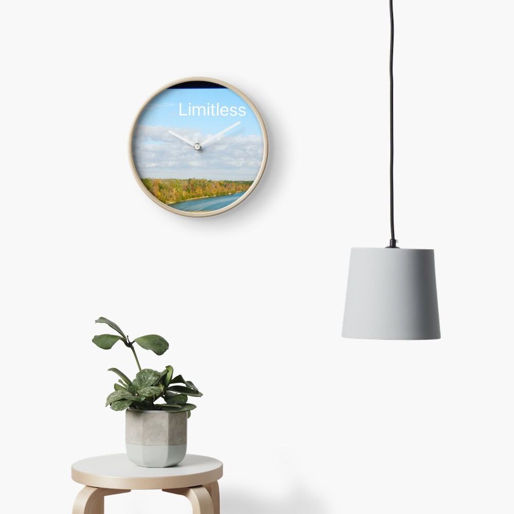 Limitless  Clock