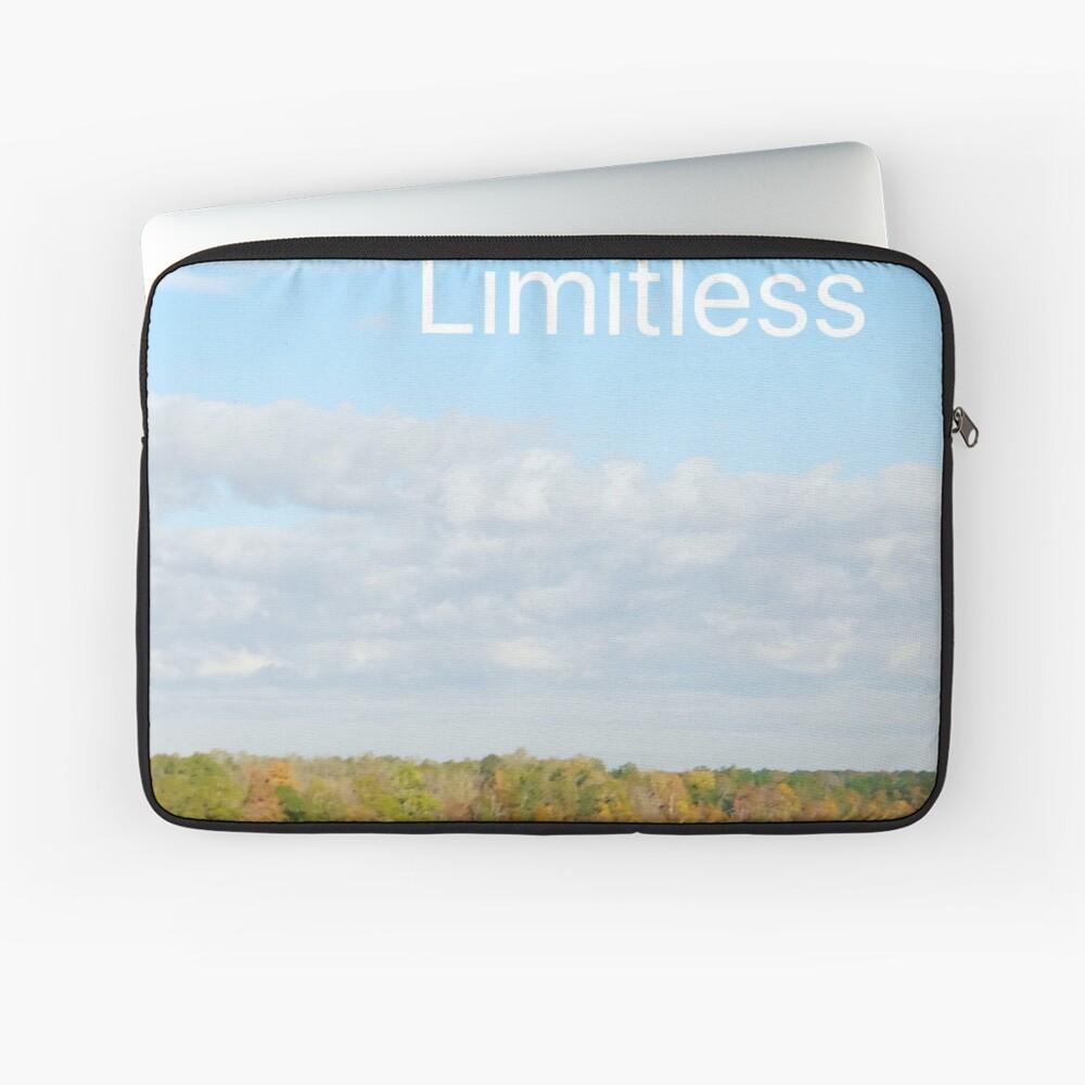 Limitless  Laptop Sleeve