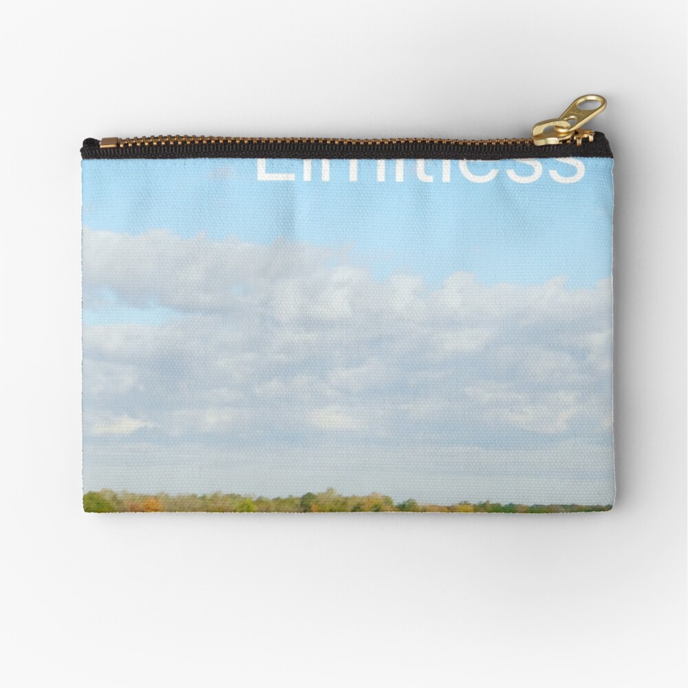 Limitless  Zipper Pouch