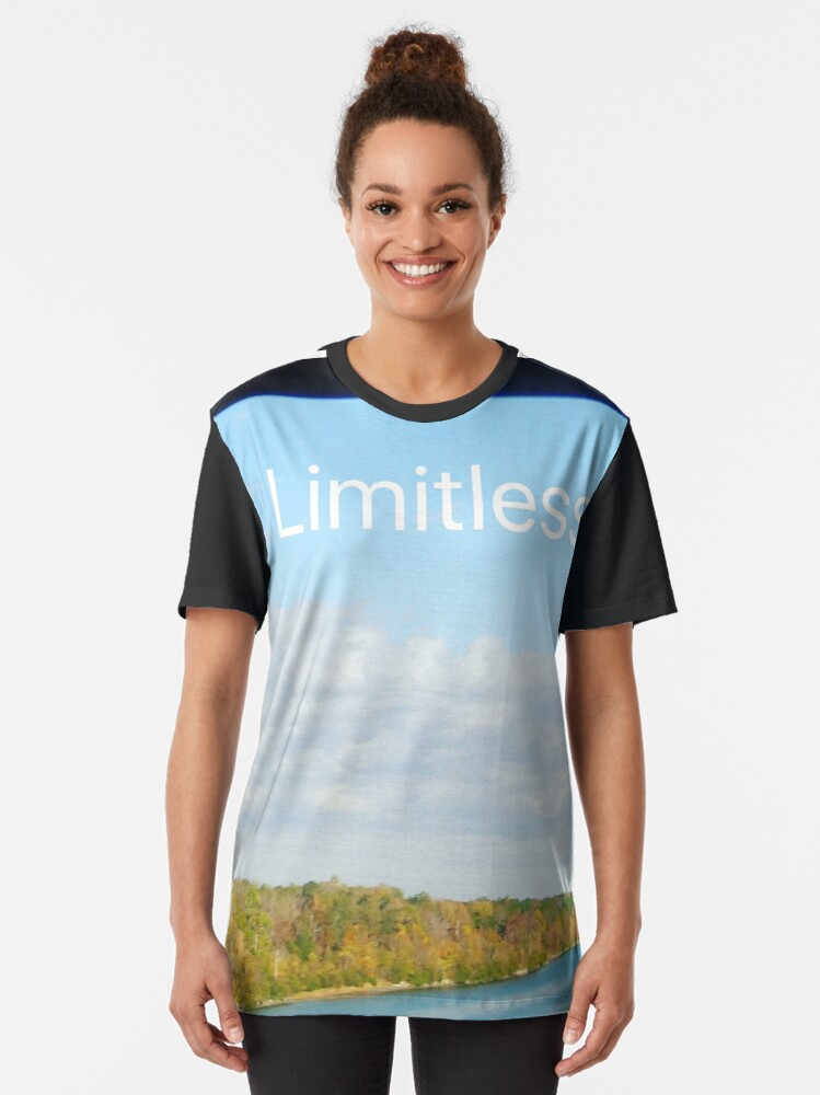 Alternate view of Limitless  Graphic T-Shirt
