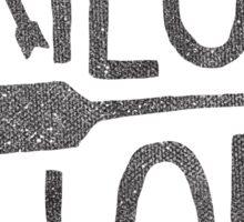 Explore Galore Sticker