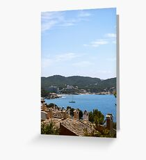Majorca Greeting Card