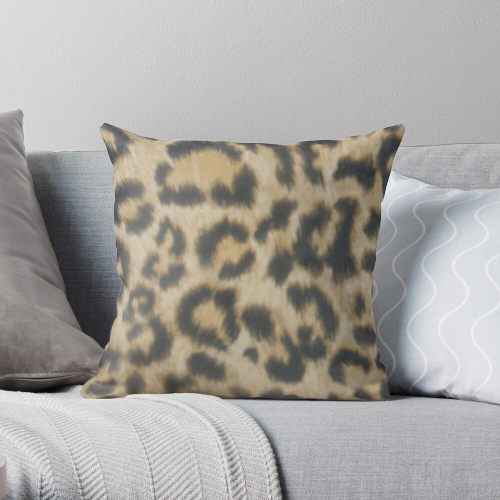 Jungle Collection  Throw Pillow