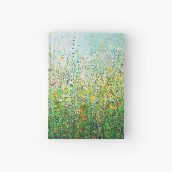 The Field Behind My House Hardcover Journal