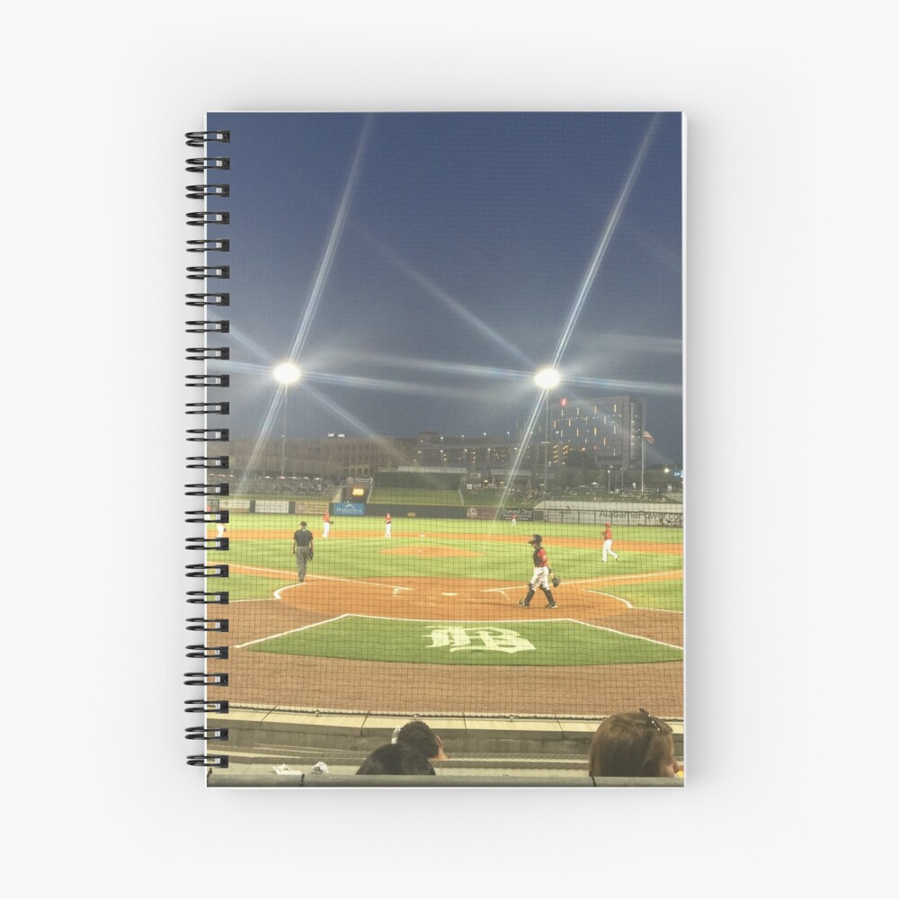 Take Me Out to the Ballgame Collection  Spiral Notebook