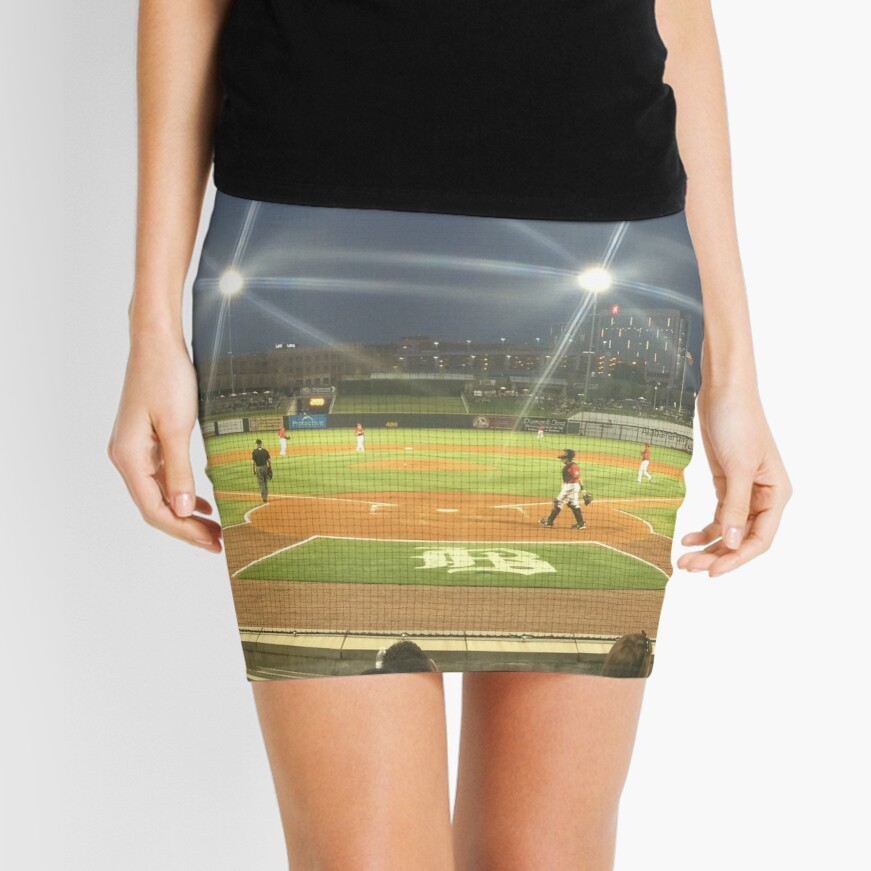 Take Me Out to the Ballgame Collection  Mini Skirt