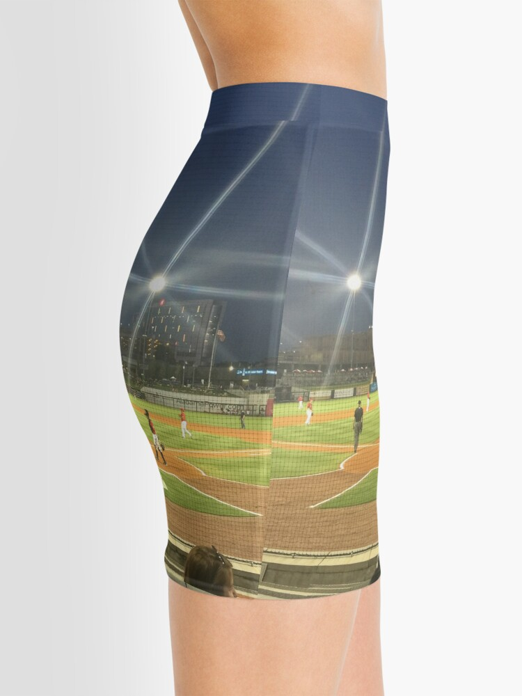 Alternate view of Take Me Out to the Ballgame Collection  Mini Skirt