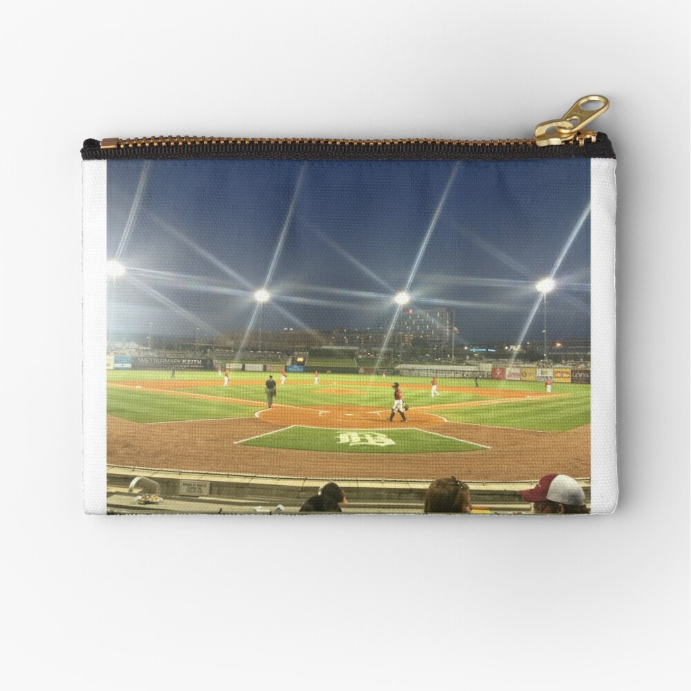 Take Me Out to the Ballgame Collection  Zipper Pouch