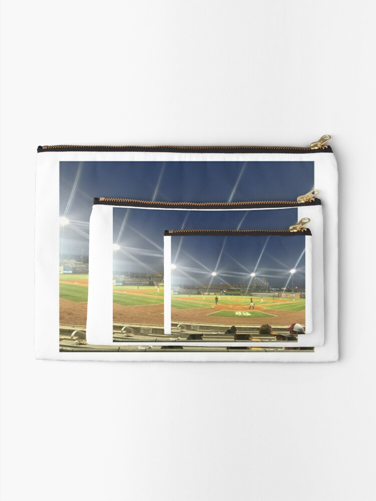 Alternate view of Take Me Out to the Ballgame Collection  Zipper Pouch