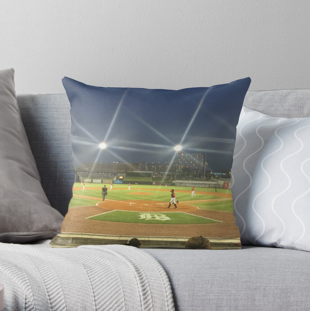 Take Me Out to the Ballgame Collection  Throw Pillow