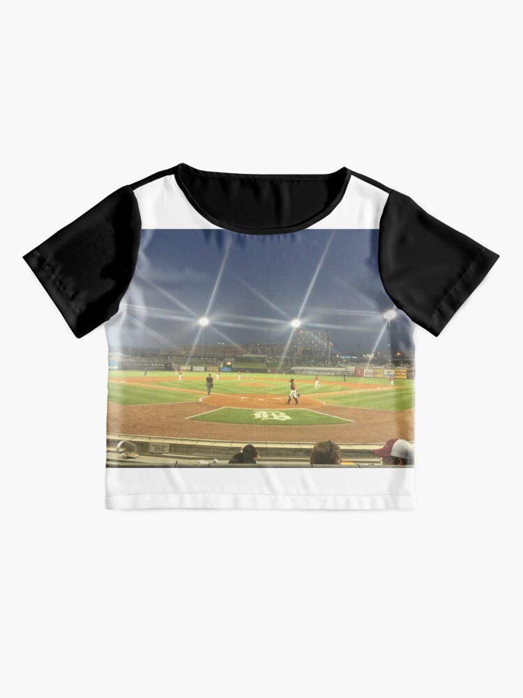 Alternate view of Take Me Out to the Ballgame Collection  Chiffon Top