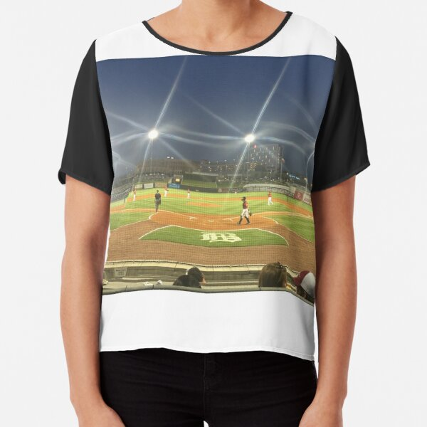 Take Me Out to the Ballgame Collection  Chiffon Top